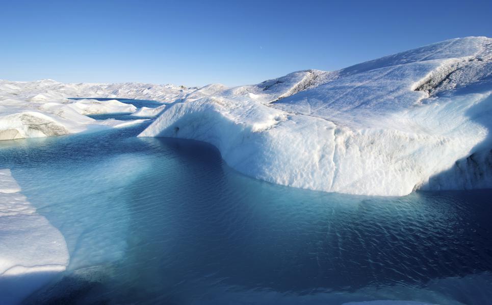 Greenland Ice Sheet Point 660 Albatros Arctic Circle