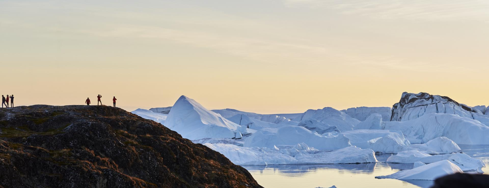 Ilulissat, near Sermermiut