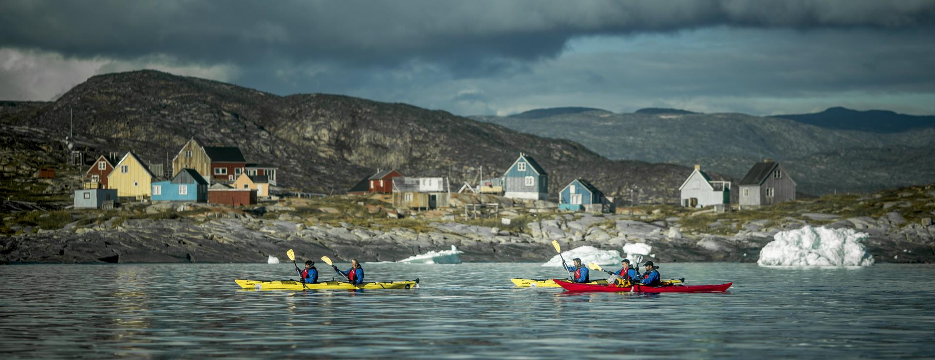 Photo by Visit Greenland